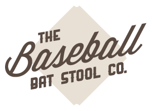 Baseball Bat Stools Bottle Openers